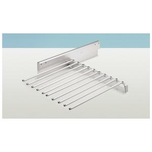 Hettich Telescopic trouser holder H465 x D505 x H100 mm