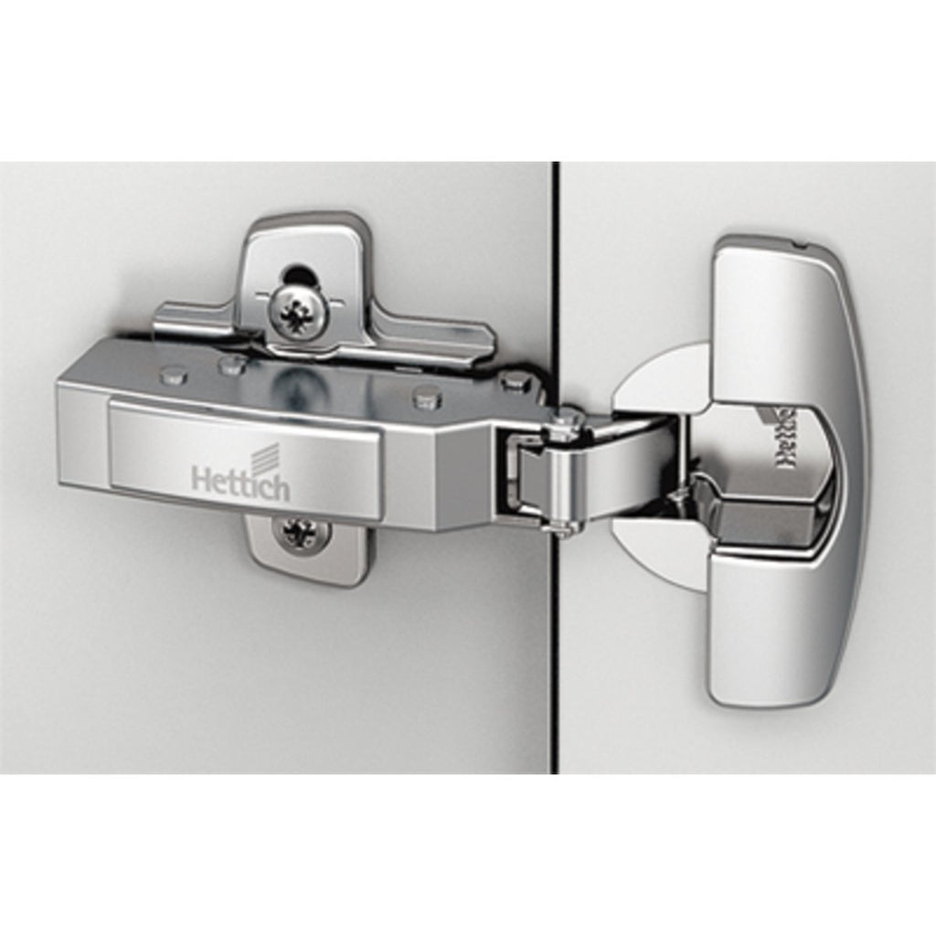 Hettich Sensys Screw on 95° Hinge for thick doors - Full Overlay