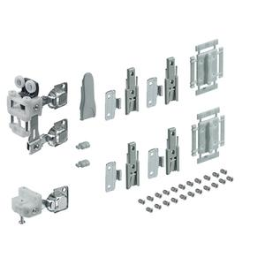 Hettich WingLine L Fittings Set 25kg RH w/o Spring