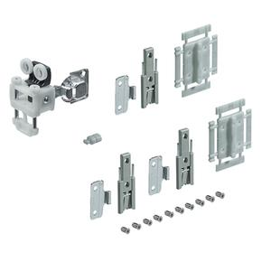 Hettich WingLine L 12kg Set noself closing feature Right