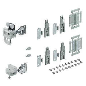 Hettich WingLine L Fittings Set 12kg RH w/o Spring