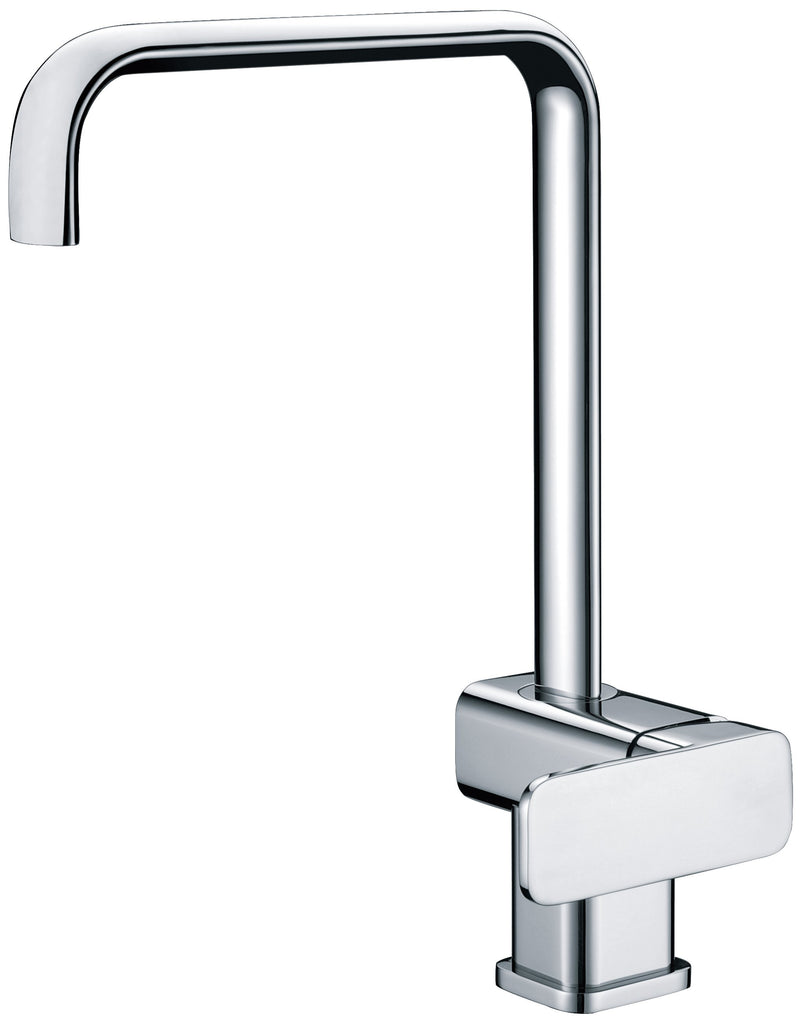 Soft Square Sink Mixer
