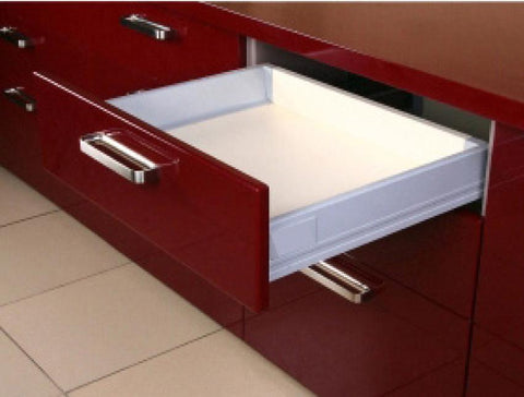 DTC B51 Push to Open Double Wall Drawer