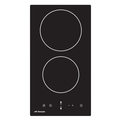 Domain Ceramic Electric Cooktop with Touch Controls