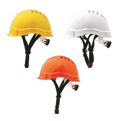 Linesman Vented Hard Hat
