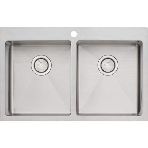Oliveri Apollo Double Bowl Sink