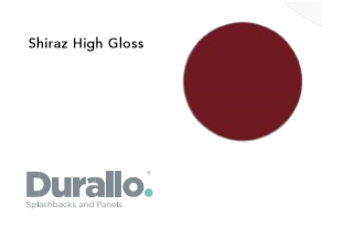 Shiraz High Gloss Durallo Splashback