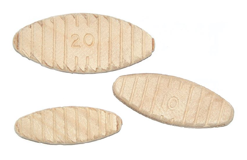 Wood Joiner Biscuits (Box 1000)