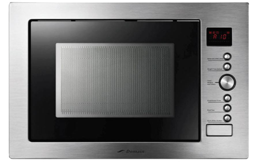 Domain Built-In 32Lt Convection Microwave S/Steel