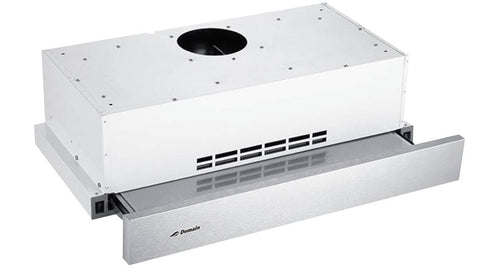 Recirculating Stainless Steel Inbuilt Slide Out Rangehood