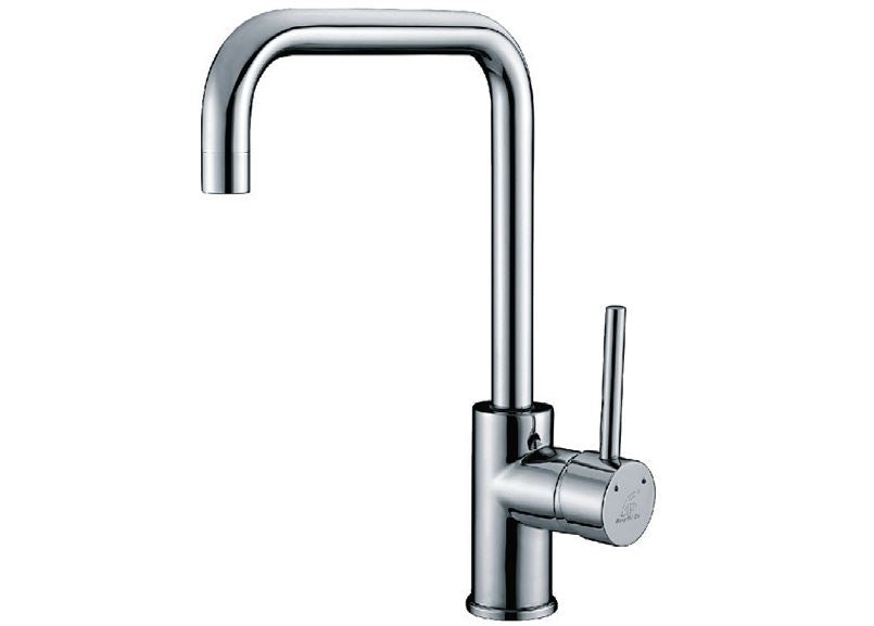Rectangular Goose Neck Sink Mixer