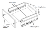 DTC 83mm Double Wall Drawer