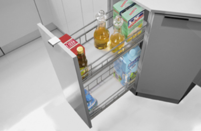 Hettich Translucent shelf for Cargo 150