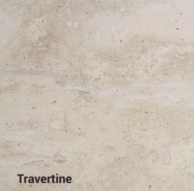 Reflections Designer Range - Travertine