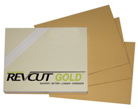 Revcut Gold S/Sheets 230x280