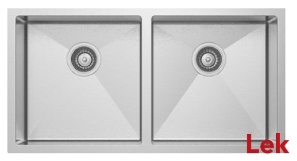 Domain Stainless Steel Double Bowl Undermount Sink