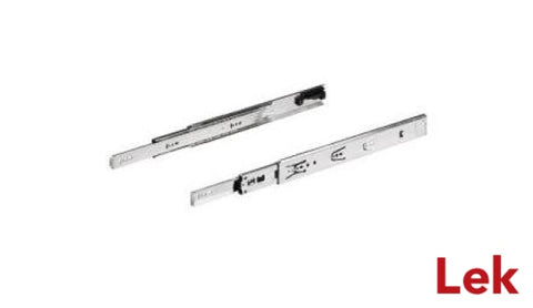 Hettich 500mm KA 5632 40kg Standard Ball Bearing Slide