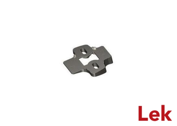 Hettich Angle adapter for cross mounting plates, 5°