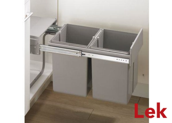 Hettich Duo II - 400 Built-in, 338 x 485 Grey