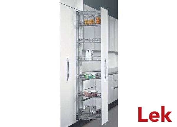 Hettich Pull-out pantry set H=1900-2300mm