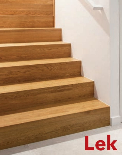 Oak Stair Nosing 1860 x 100 x 12/2 mm