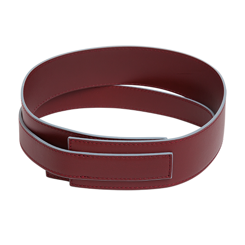 Easy To Love (Leather Shoulder Strap) - Maroon