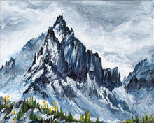 North Cascades Original Acrylic