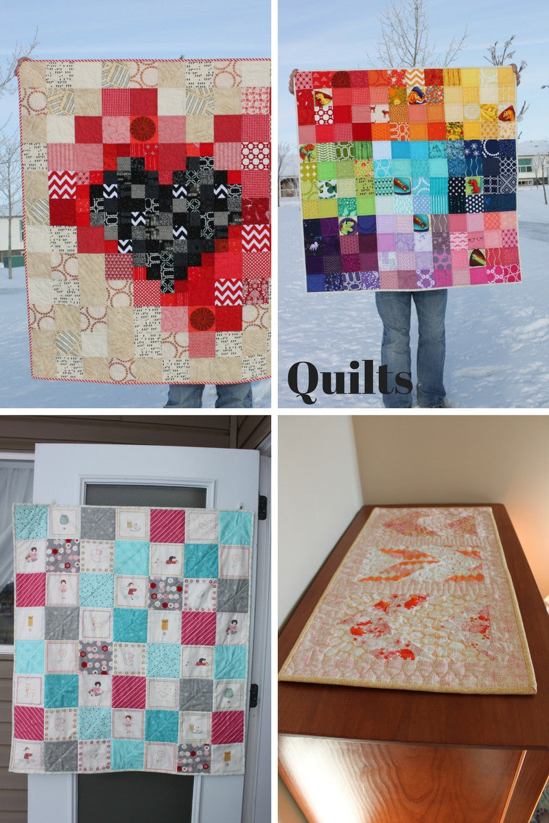 Handmade Quilts Ready to Ship