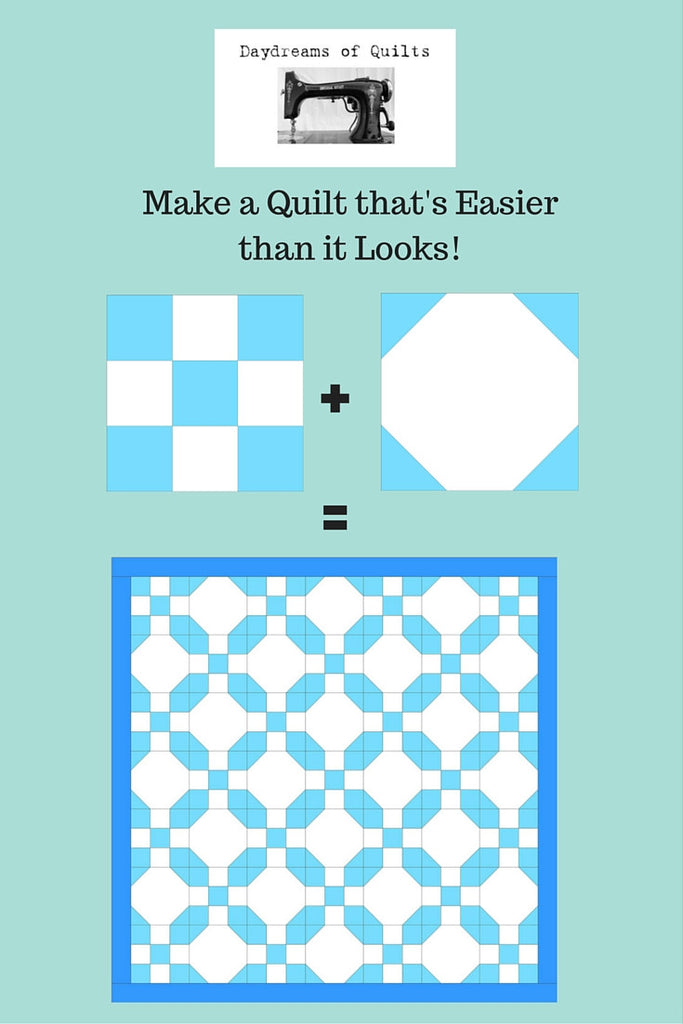 Frog Pond Quilt Tutorial