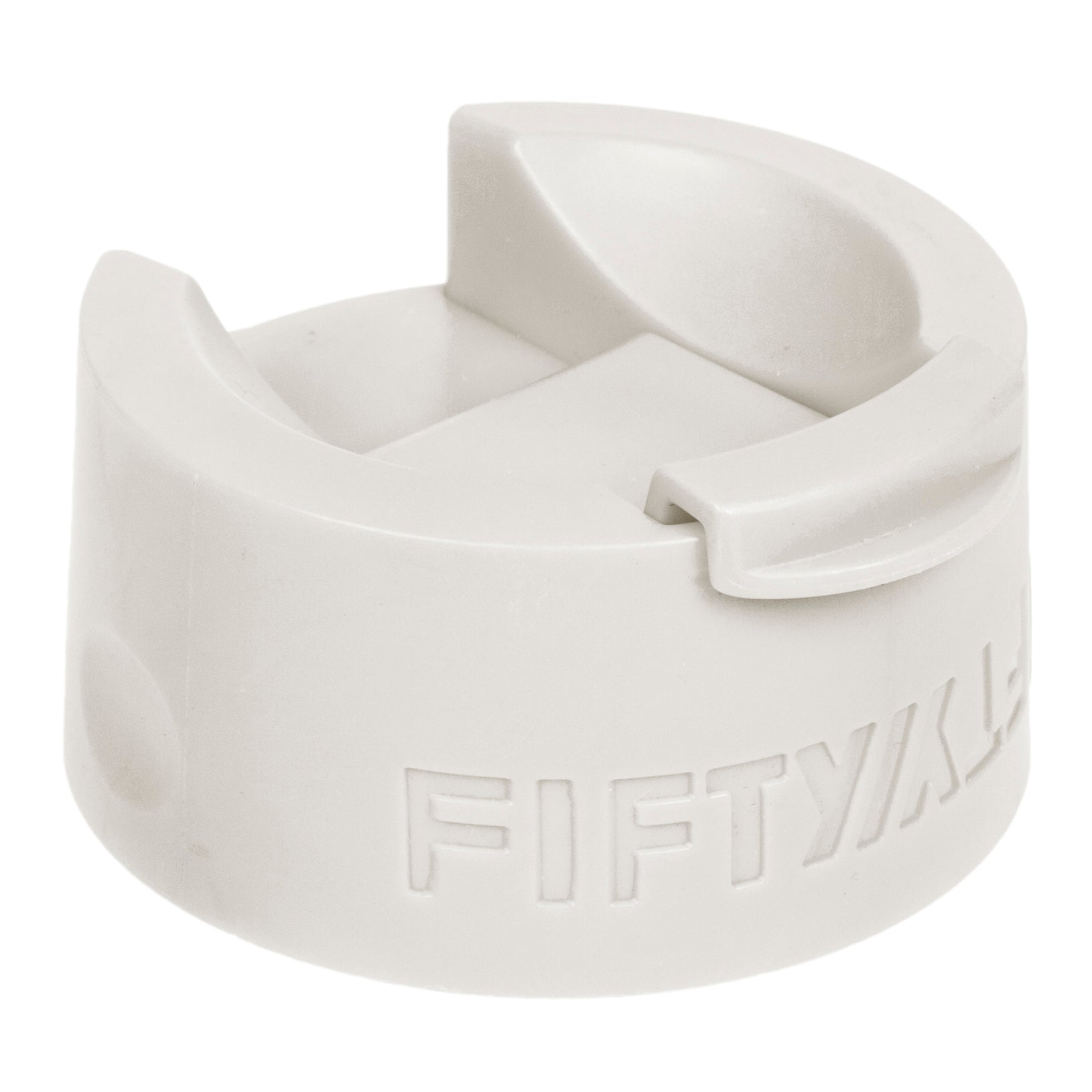 Details about  /Fifty//Fifty Wide Mouth Easy Grip Handle Lid