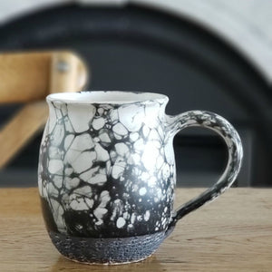 Perfect Form ~ Mark Knight Pottery Pebble Range Mug