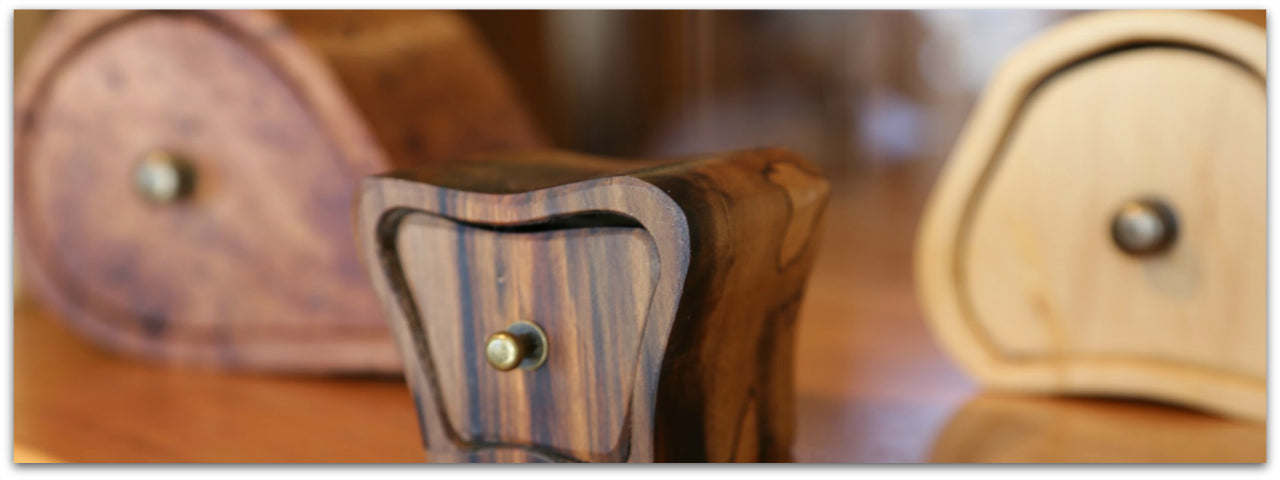 Tasmanian Handmade Gifts in Tasmanian Timber - Aspect Design