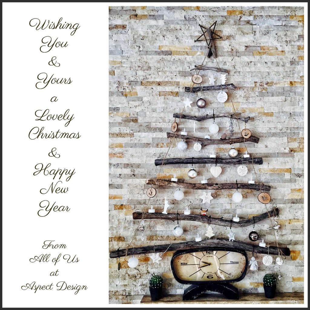 Aspect Design Wishes You a Lovely Christmas & Happy New Year
