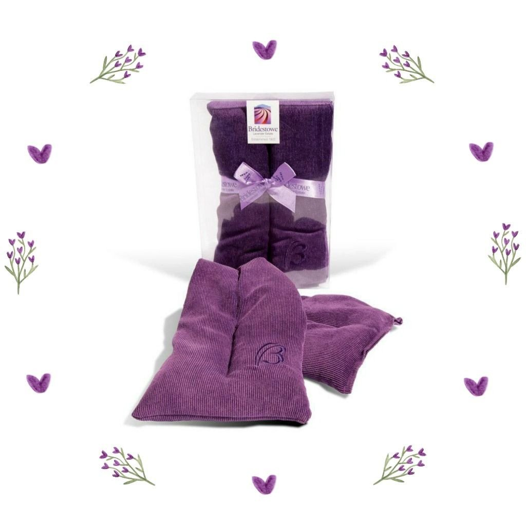 Bridestowe Tasmanian Lavender Original Heat Pack - Aspect Design Tasmanian Gifts Gallery