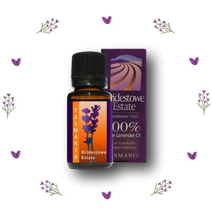 Tasmanian Lavender Aromatherapy Essential Oil ~ 6ml - Aspect Design Tasmanian Gifts Gallery