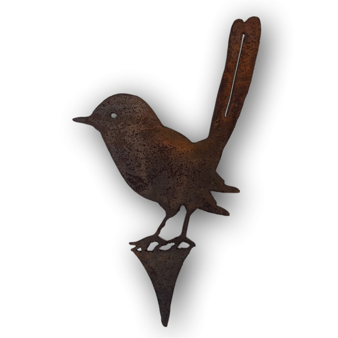 Metal Wren - Aspect Design Tasmanian Gifts Gallery
