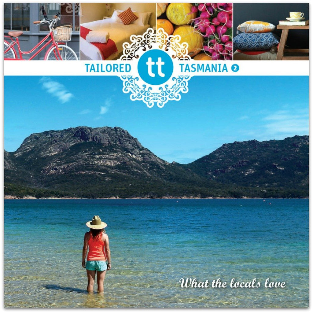 Tailored Tasmania 2 by Alice Hansen - Aspect Design Tasmanian Gifts Gallery