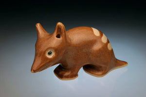 Ceramic Barred Bandicoot - Aspect Design Tasmanian Gifts Gallery