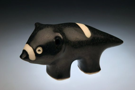 Ceramic Tassie Devil - Aspect Design Tasmanian Gifts Gallery