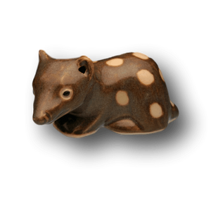 Ceramic  Spotted Quoll - Aspect Design Tasmanian Gifts Gallery