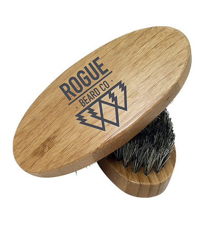 Rogue Beard Company Boar Bristle Beard Brush