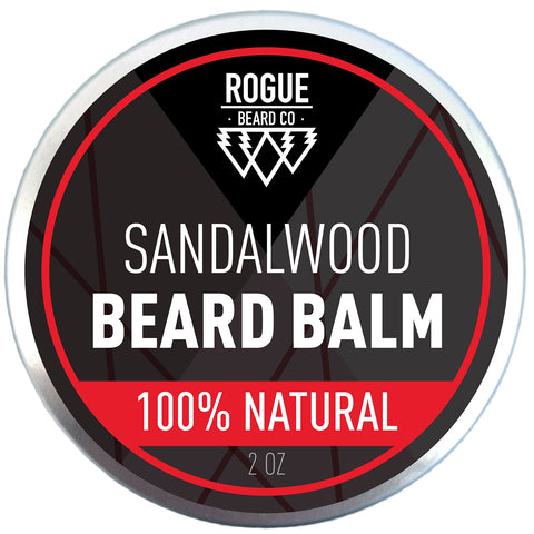 Beard Balm + Conditioner - Sandalwood