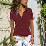 Jules Pocket Blouse