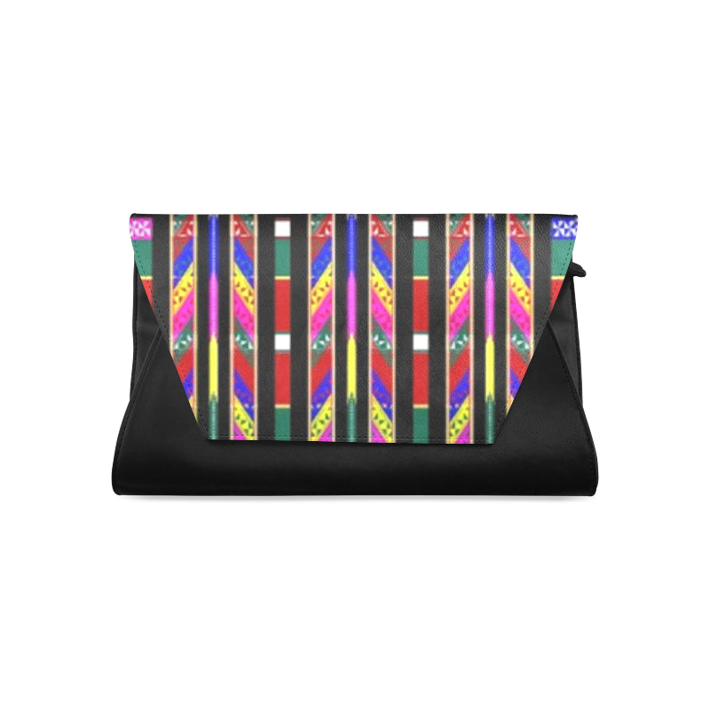 Mizo Lady Desinger Sapte Clutch Bag