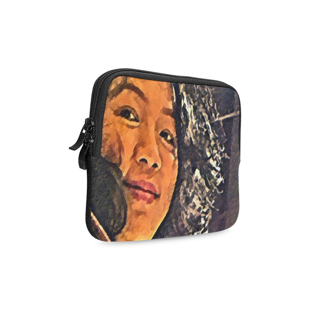 Levi Thang Vintage Face Design G iPad mini Sleeves