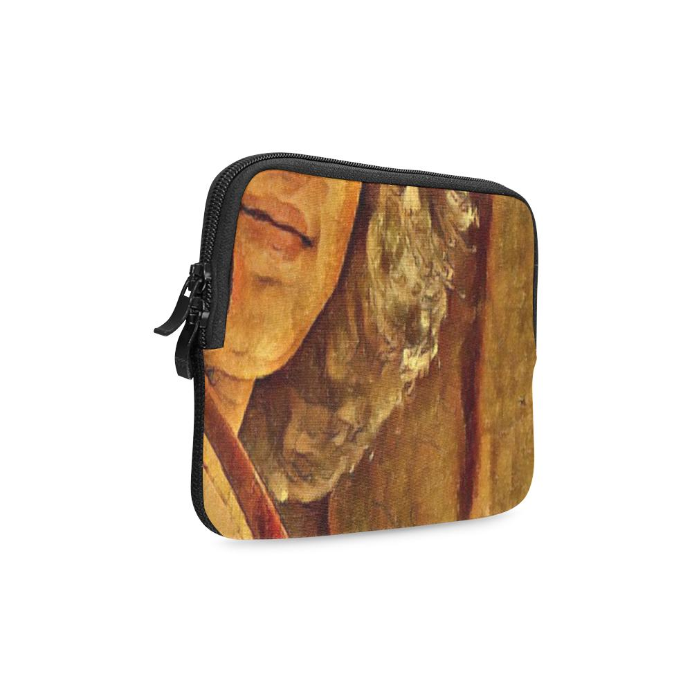 Levi Thang Vintage Face Design D iPad mini Sleeves