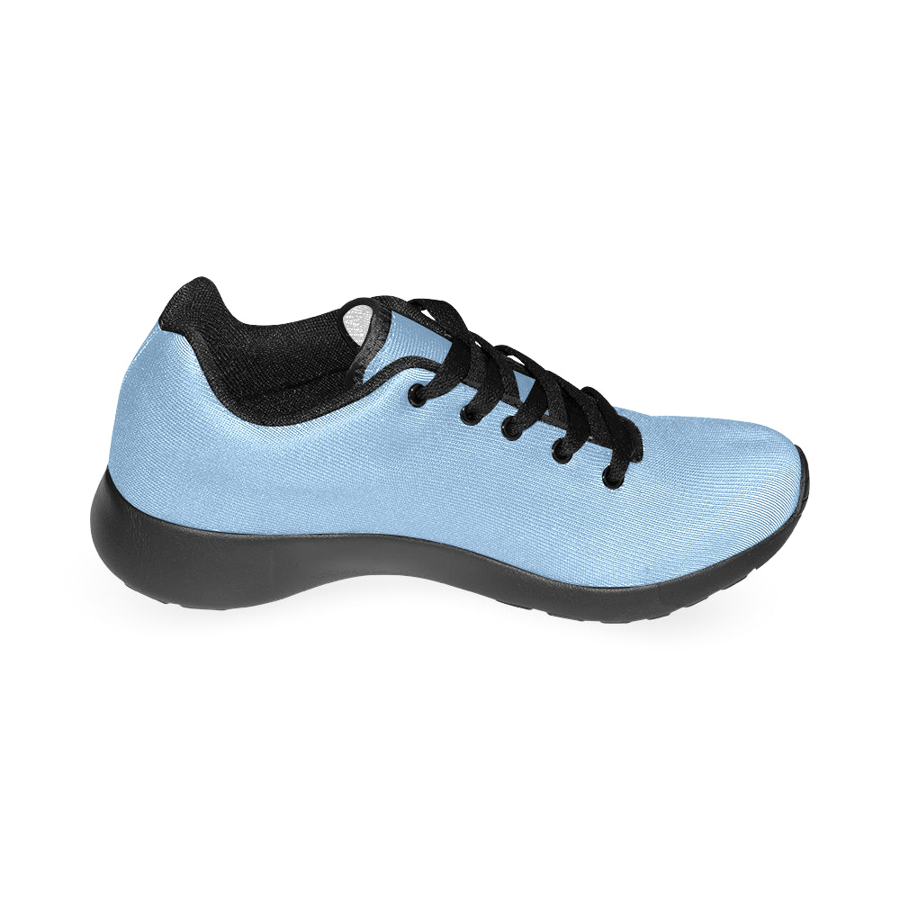 Blue Canvas Black Fashion Women's Running Shoes