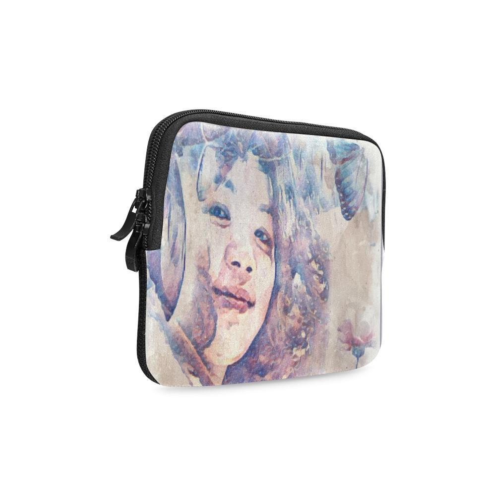 Levi Thang Vintage Face Design V iPad mini Sleeves