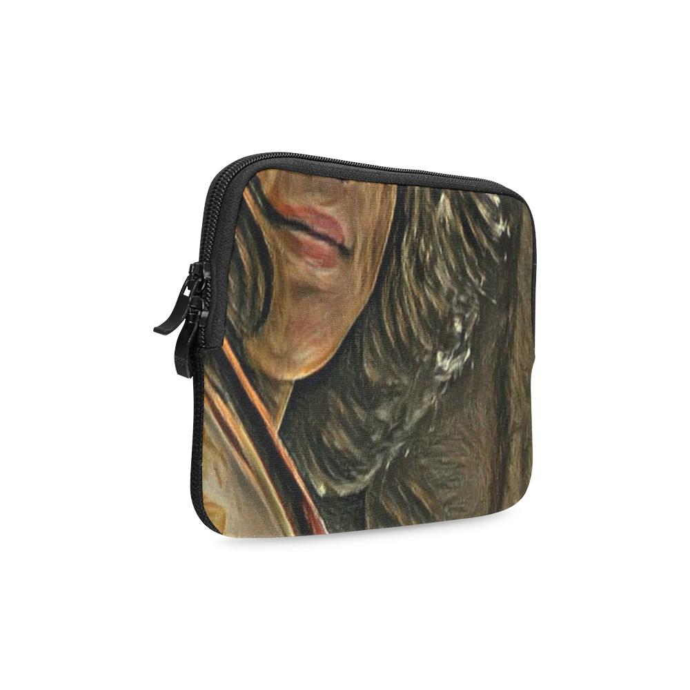 Levi Thang Vintage Face Design E iPad mini Sleeves
