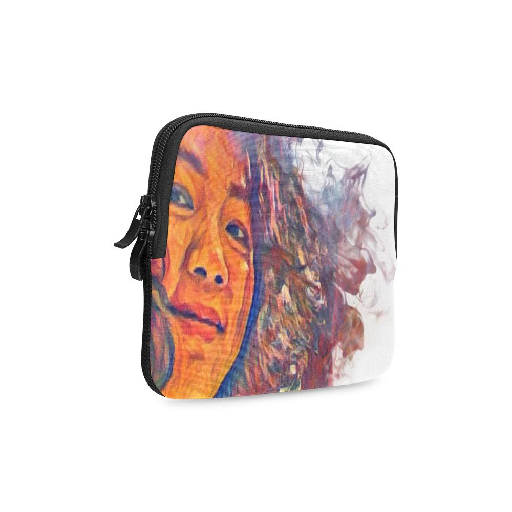 Levi Thang Vintage Face Design T iPad mini Sleeve
